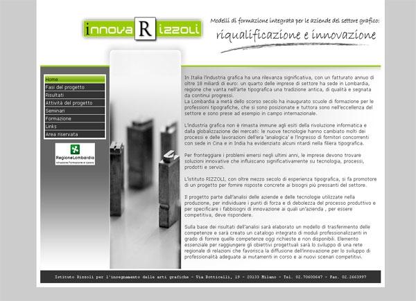 Innova Rizzoli - Home